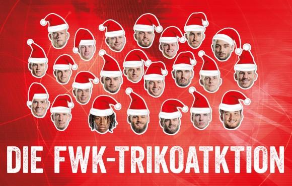 Würzburger Kickers – Weihnachtskampagne